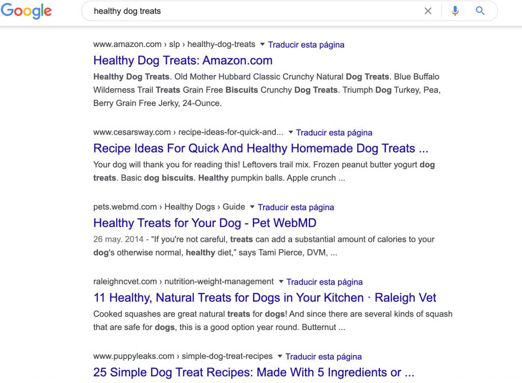 Search Keyword - Healthy Dog Treats