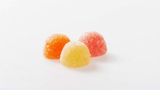 3 organic vitamin gummies